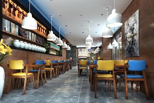餐饮店铺设计